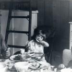 Anna and bone, AFrame 1969, Sitka
