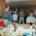 Birthday Party, Oct 2001