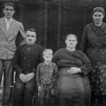 Budai Family, 1948