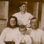 Budai Family, 1937