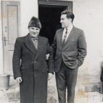 With Sogar, Hungary, 1967