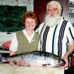 Charlie and Joan wFish