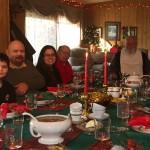 Christmas Family Dinner 2009