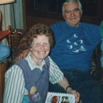 With Joan, 1993, Anchorage