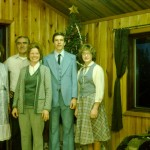 Port Alsworth Christmas '83