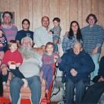 Family Christmas, 1999