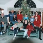 Family Christmas, 2004
