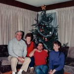 Christmas, 1991, Anchorage