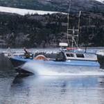 DOVE ('93) fishing Prince William Sound