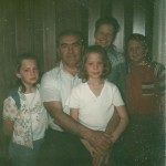 Family in Nampa, 1978