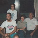 Family, 1988, Anchorage