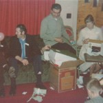 Housewarming, Salkum, Oct 1973