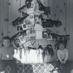 M&A Christmas, 1969, AFrame in Sitka