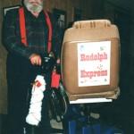 Rudolph Express, Dec 2000