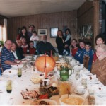 Thanksgiving Table, 2004
