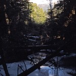 "Thimbleberry creek: ""Running water"""