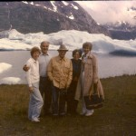 Grandpa & Janice visit Alaska for Anna's Wedding